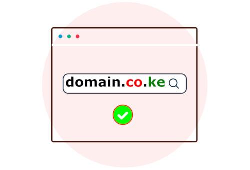 Buy .co.ke domain name