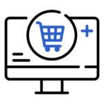 We develop ecommerce websites