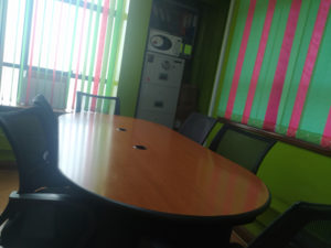 Quest Web Office Board Room