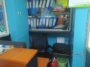 Quest Website Developers Ltd Secretary Desk